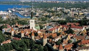 Konst- och kulturresa till Estland @ Tallin, Estland