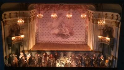 Modellteatern på Drottningholms Slott