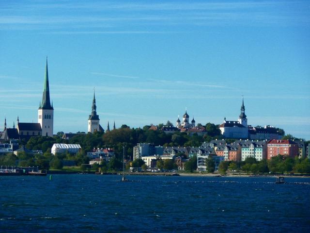 Inloppet til Tallinn